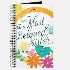 A Most Beloved Sister Journal