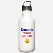 Squash Pain now Beer l Water Bottle