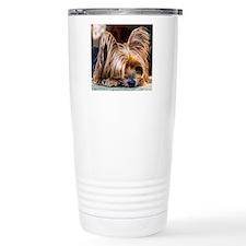 Yorkshire Terrier Dog S Travel Mug
