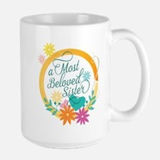 A Most Beloved Sister Mugs