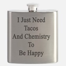 Funny Chemistry students Flask