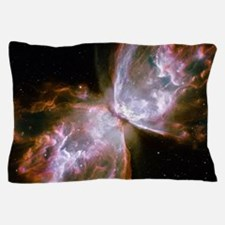 Butterfly Nebula Pillow Case
