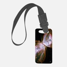 Butterfly Nebula Luggage Tag