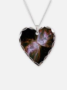 Butterfly Nebula Necklace