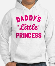 Cool Daddy%27s little girl Hoodie
