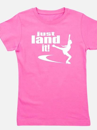 Unique Jump Girl's Tee