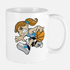 BASKET GIRL Mugs