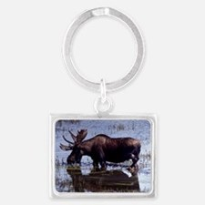 THE GREAT OUTDOORS Landscape Keychain