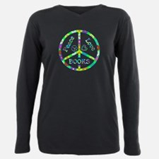 Librarians Plus Size Long Sleeve Tee