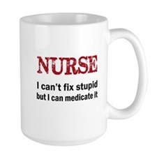 NURSE TOO Mugs
