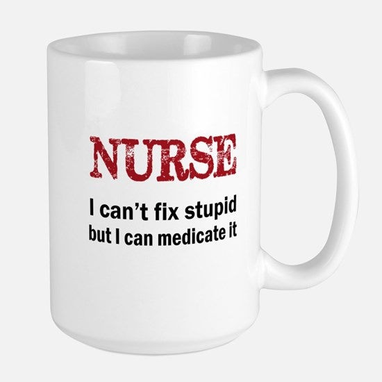NURSE TOO Mugs