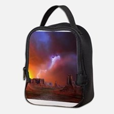 Monument Valley Neoprene Lunch Bag
