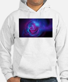 Nebula Galaxy Fractal Abstract A Hoodie