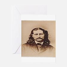 Wild Bill Hickok Greeting Cards