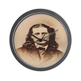 Wild bill hickok Basic Clocks