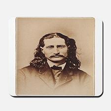 Wild Bill Hickok Mousepad