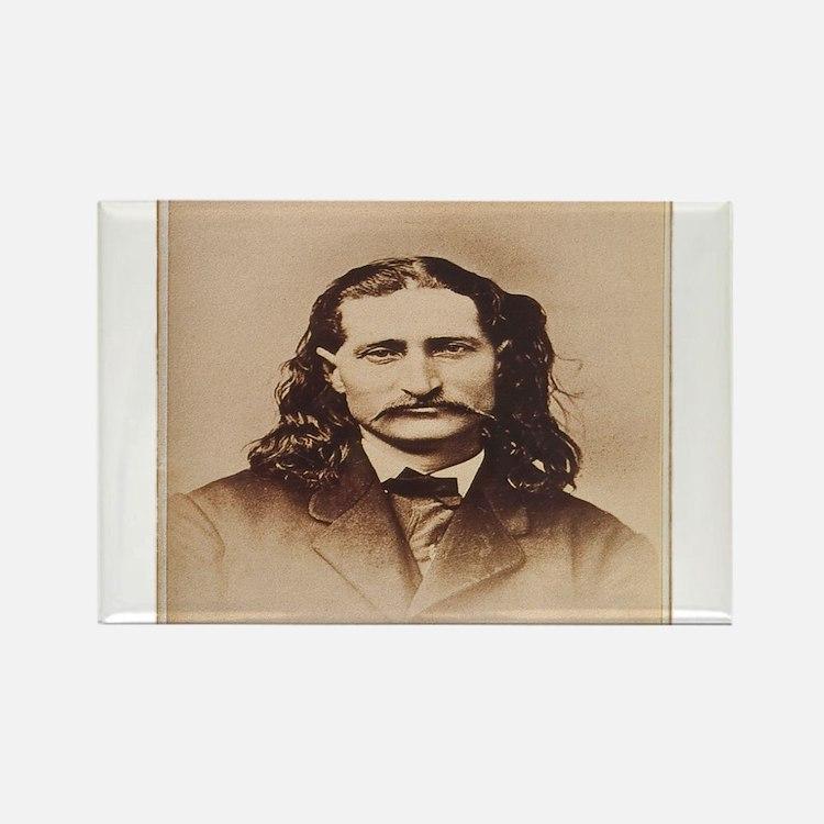 Wild Bill Hickok Magnets