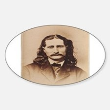 Wild Bill Hickok Decal
