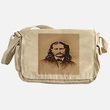 Wild Bill Hickok Messenger Bag