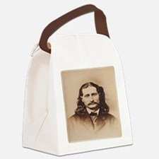 Wild Bill Hickok Canvas Lunch Bag