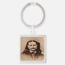 Wild Bill Hickok Keychains