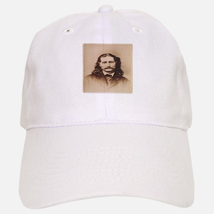 Wild Bill Hickok Baseball Baseball Baseball Cap