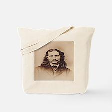 Wild Bill Hickok Tote Bag