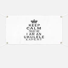 I Am Ukulele Expert Banner