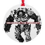 DZtP3 Round Ornament