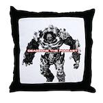 DZtP3 Throw Pillow