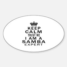 Samba Dance Expert Designs Decal