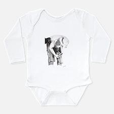 Cute Farrier Long Sleeve Infant Bodysuit