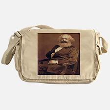 Karl Marx Messenger Bag