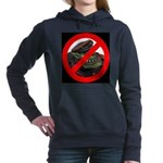 No Orcs Women's Hooded Sweatshirt
