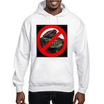 No Orcs Hoodie Sweatshirt
