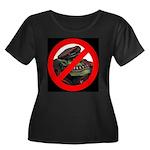 No Orcs Plus Size T-Shirt