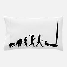 Sailing Evolution Pillow Case