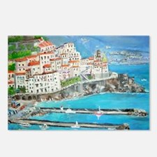 Cute Campania Postcards (Package of 8)