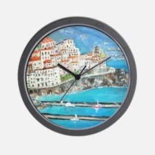Cute Cliff Wall Clock
