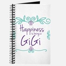 Happiness is being a GiGi Journal