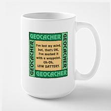 GEOCACHER Ceramic Mugs