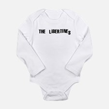 Unique Rock indie Long Sleeve Infant Bodysuit