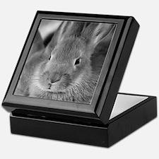 Animal Bunny Cute Ears Easter Keepsake Box