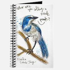 Cute Threatened animals Journal