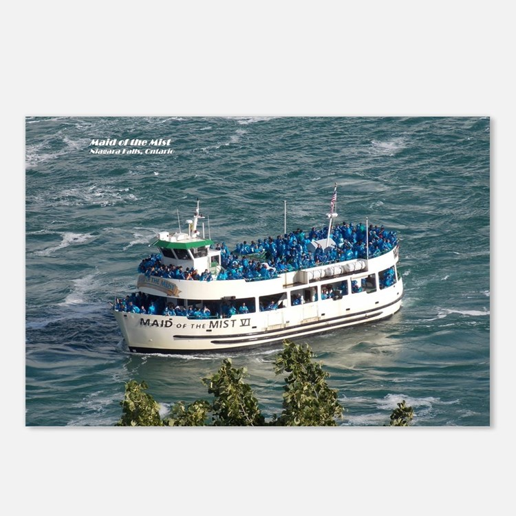 Maid of the Mist 1 Postcards (Package of 8)