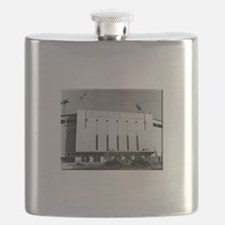 Gilmore Field Los Angeles Flask