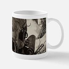 Old Saddle Mug Mugs