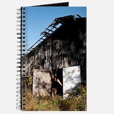 Tobacco Barn Journal