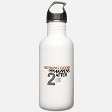 HIMYM 2 am Water Bottle