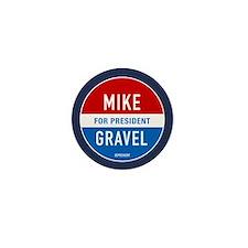 Classic Gravel Mini Button